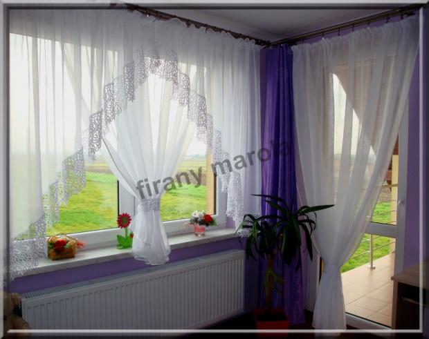 268 Nowy Uroczy Komplet Balkonowy Z Gipiurą 20 Cm Na Bazarekpl